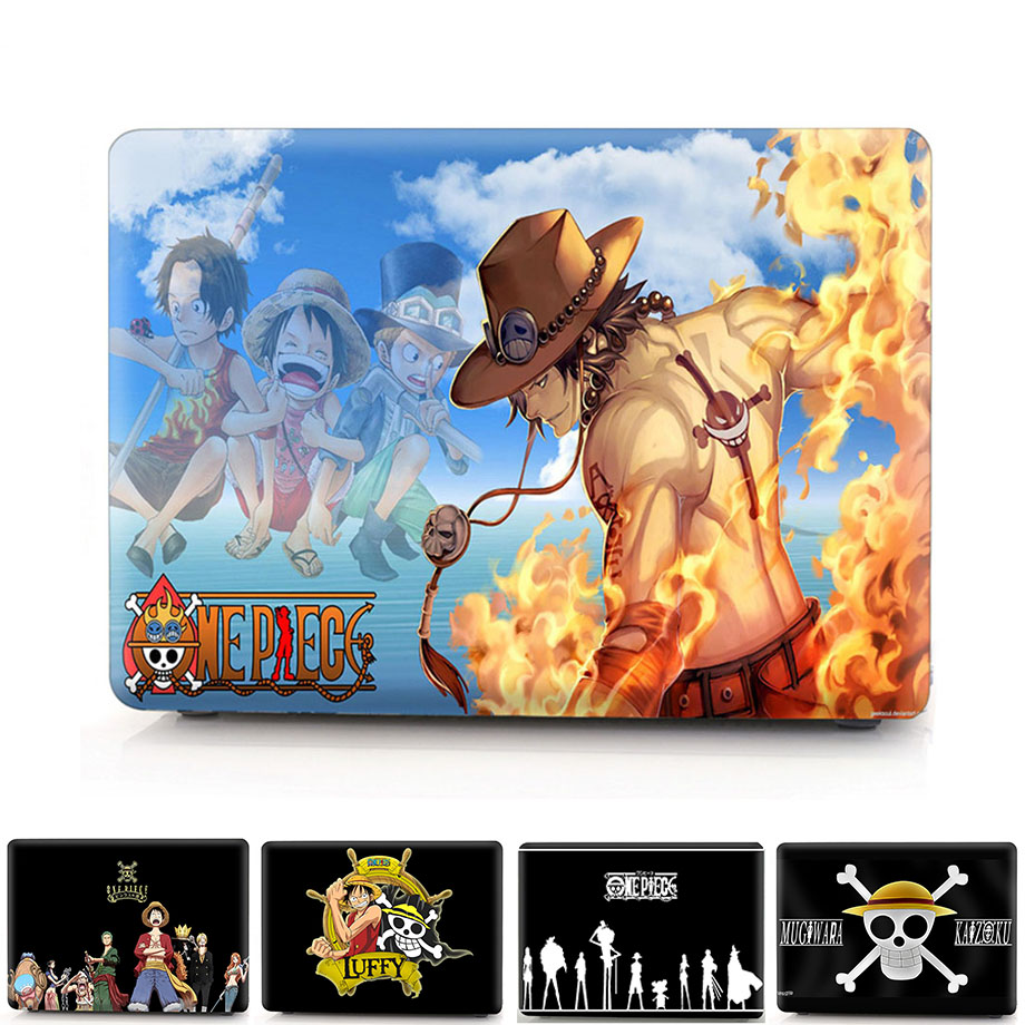 ONE PIECE Print Hard Laptop Case for MacBook Air Pro Retina 11 12 13 15 Inch Case for Macbook Air Pro 13 A1706 A1708 A1932 Cover image