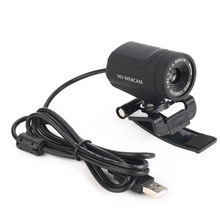 HD Webcam Built-in Microphone High-end Video Call Computer Peripheral Web Camera for PC Laptop