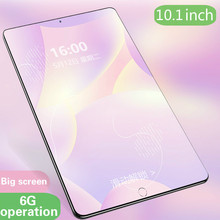 New Tablet IIpad Pro Android Smart Notebook  10.1-inch RAM 6 GB ROM 128GB RAM 4G Dual SIM Card Ultra-thin Screen
