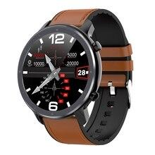 L11 Smart Watch Men Heart Rate Monitor Waterproof IP68 Smart Watch Multi-Sports Mode Fitness Tracker VS L9 Smartwatch Black makibes x5plus smart watch black
