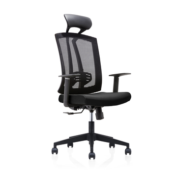 High Quality Computer Chairs Black Mesh Office Chairs With Armrest Lifting And Lying Staff Chair For Computer Game