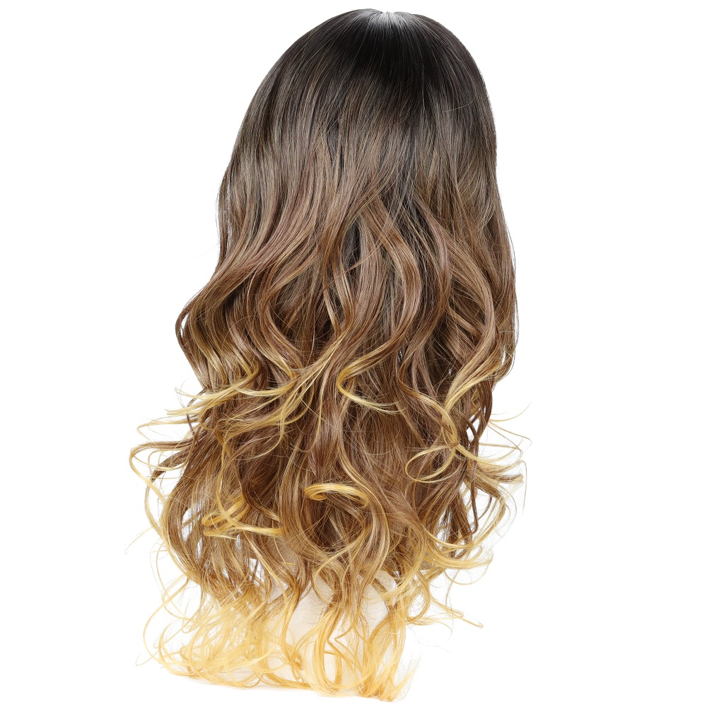 para branco preto estilo feminino vintage natural falso cabelo