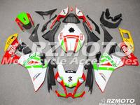 Motorcycle Injection New ABS Full Fairings kit Fit for Aprilia RS4 50 125 2012 2013 2014 2015 12 13 14 15 Body set Number 3