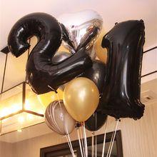 11 sztuk duże złote korony z balonów foliowych 18 cal gwiazdy balon kieliszki do szampana Baby Shower 21st dekoracje na imprezę urodzinową dorosłych Globos
