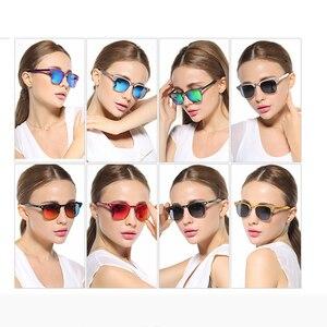 Image 3 - אלומיניום מגנזיום רטרו HD מקוטב משקפי שמש גברים נשים 3016 יוקרה מותג עיצוב ציפוי כונן גווני gafas דה סול Masculino
