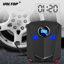 Buy DC 12V Air Compressor Pump Tyre Compressor Portable Tires Inflatable Pump Wheels Accessories Mini Electric Tire Inflator directly from merchant!