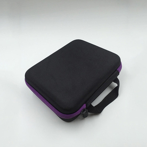 Image 4 - Caixa de óleo essencial 30 garrafas 5ml10ml 15ml perfume óleo essencial caixa de viagem portátil suporte de transporte saco de armazenamento de unha polonês