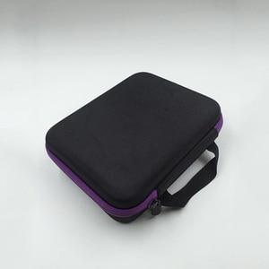 Image 4 - Essential Oil Case 30 Bottles 5ML10ML 15ML Perfume Oil Essential Oil Box Travel Portable Carrying Holder Nail Polish Storage Bag