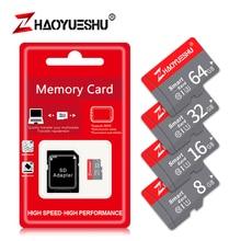 Карта micro sd класса 10, высокоскоростная карта памяти, 128 ГБ, 64 ГБ, 32 ГБ, USB мини флэш-диск, флешка для вождения, рекордер