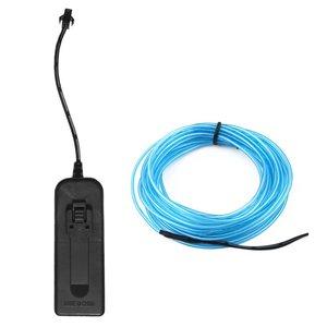 New 3M Flexible EL Wire Neon L