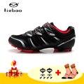 TIEBAO  обувь для велоспорта  дышащая  Sapatilha Ciclismo  Mtb  обувь для мужчин  велосипед  самоблокирующийся  обувь для горного велосипеда  bicicleta triatlon