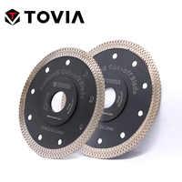 TOVIA 115mm/125mm diamant lames de scie circulaire coupe granit pierre porcelaine carreaux de céramique scie disque mince lames de scie