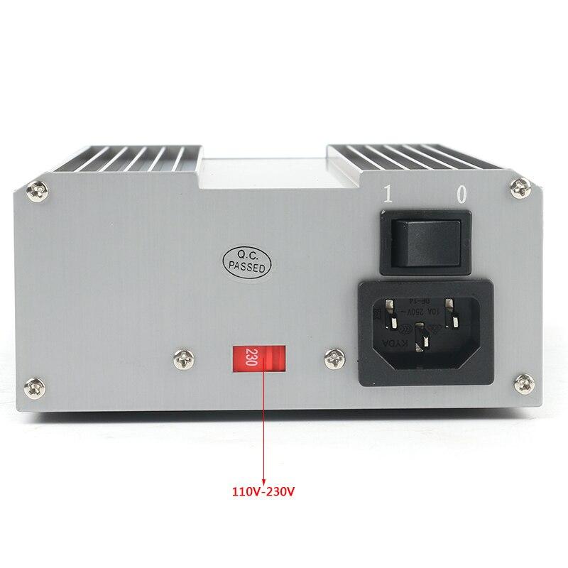 2019 NPS-1601 New Version Laboratory DIY Adjustable Digital Mini Switch DC Power Supply WATT With Lock Function 32V 30V 15V 5A-3