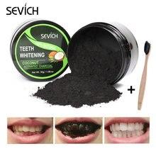 Порошок для отбеливания зубов sevich искусственный порошок дыма