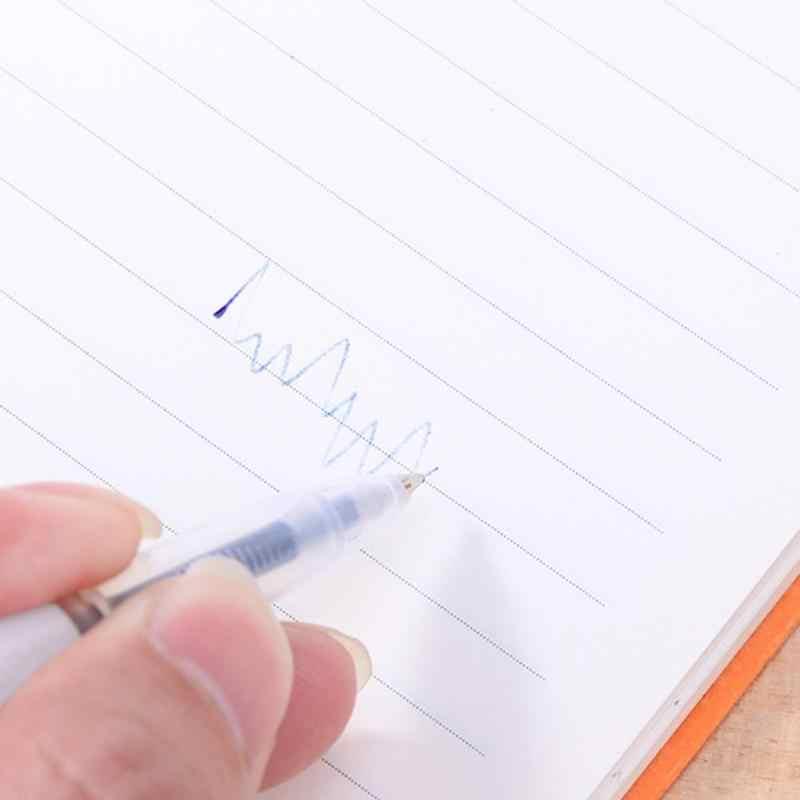 Sihirli şaka tükenmez kalem görünmez yavaş yavaş kaybolan mürekkep 5 dakika içinde otomatik ufuk mürekkep silinebilir kalem yedekler kiti Prank Rallies