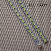 10 PCS/LOT 60LEDs 455mm LED strip SLED 2011SGS40 5630 60 H1 REV1.0 LJ64-03567A LJ64-03029A 40INCH-L1S-60 LTA400HM13 L40F3200B