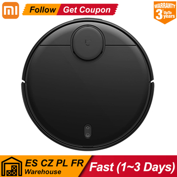 Original Version XIAOMI Sweeping Mopping Robot Vacuum Cleaner STYJ02YM PRO Automatic Dust Sterilize Laser Scanning APP Control