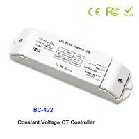BC 422 cv pwm ct controlador dip switch e duplex botão dim DC12V 24V entrada; 8a * 2ch saída para led tira fita luz|Dimmers| |  -