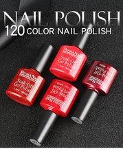 Lidan 75 мл/бутылка УФ гель для ногтей маникюра дизайн 120 цветов