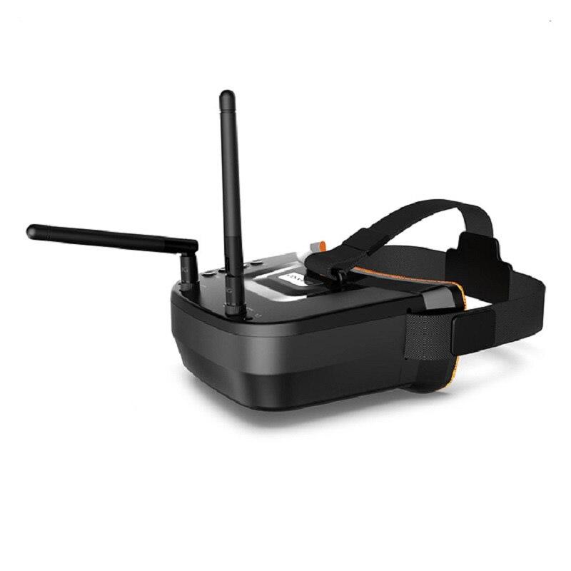 Fb-009 3 дюймов 480X320 Дисплей 5,8G 40Ch Мини Fpv очки встроенный 3,7 V 1200 мА/ч, Батарея 5,8 ГГц 40Ch приемник Fpv очки