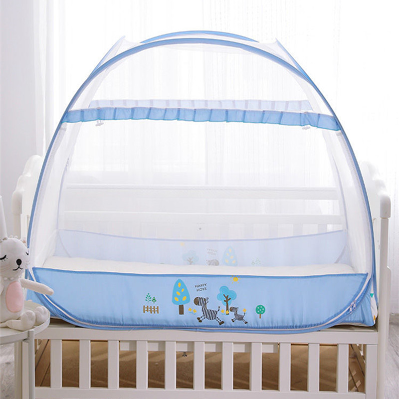 Potable Mosquito Net For Baby Crib, How To Put Mosquito Net For Bed