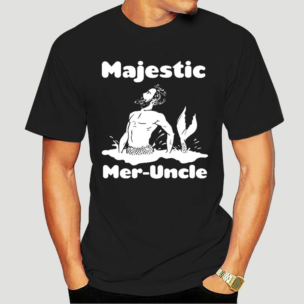NavyTee – Tee-shirt pour hommes, estival et humoristique, Merman de Mer et arctique, meilleurs cadeaux, Women-5262A