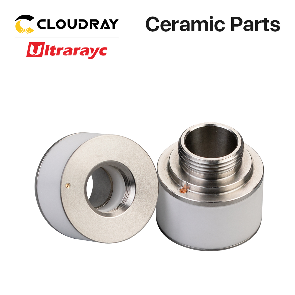 Ultrarayc Laser Nozzle Ceramic Ring Dia.24.5mm Height 22.3mm