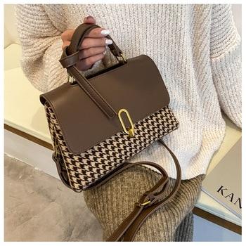 AELPL Famous Designer Brand Bags Shoulder Crossbag Women PU Handbags Luxury Ladies Hand Bags Satchels Shoulder Bags 1