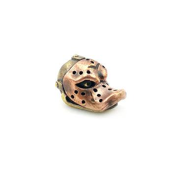 Narzędzia na zewnątrz EDC mosiądz miedź kaczka DIY nóż koraliki smycz zawieszki breloki akcesoria tanie i dobre opinie CN (pochodzenie) Beads