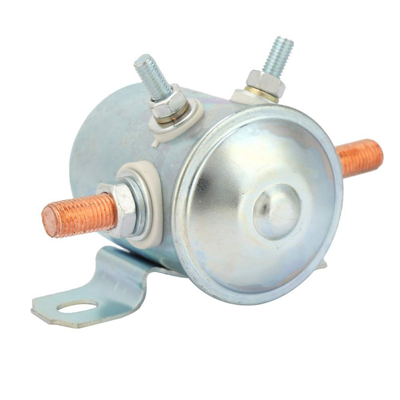 24059 BP 4 Terminal 12V Insulated Continuous Duty Solenoid Relay for Golf Carts Winch Marine|Valves & Parts| |  - title=