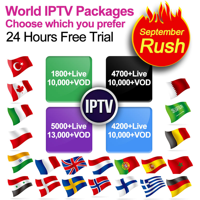 IPTV France Italy Greek Arabic IPTV M3U Android IPTV <font><b>Belgium</b></font> Dutch Germany Sweden QHDTV SUBTV IUDTV DATOO Spain Portugal IP TV image