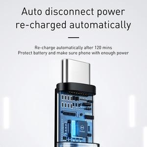 Image 3 - 10 יח\חבילה Mcdodo USB סוג C 3A אוטומטי ניתוק כבל לסמסונג גלקסי S10 S9 מהיר טעינה עבור HUAWEI טלפון USB C מטען חוט