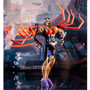 Image 2 - TE Action Figure Toys MM 001 MM001 Small Proportion G1 Blackarachnid Airachnid Poisonous Spider Beast Deformation Transformation