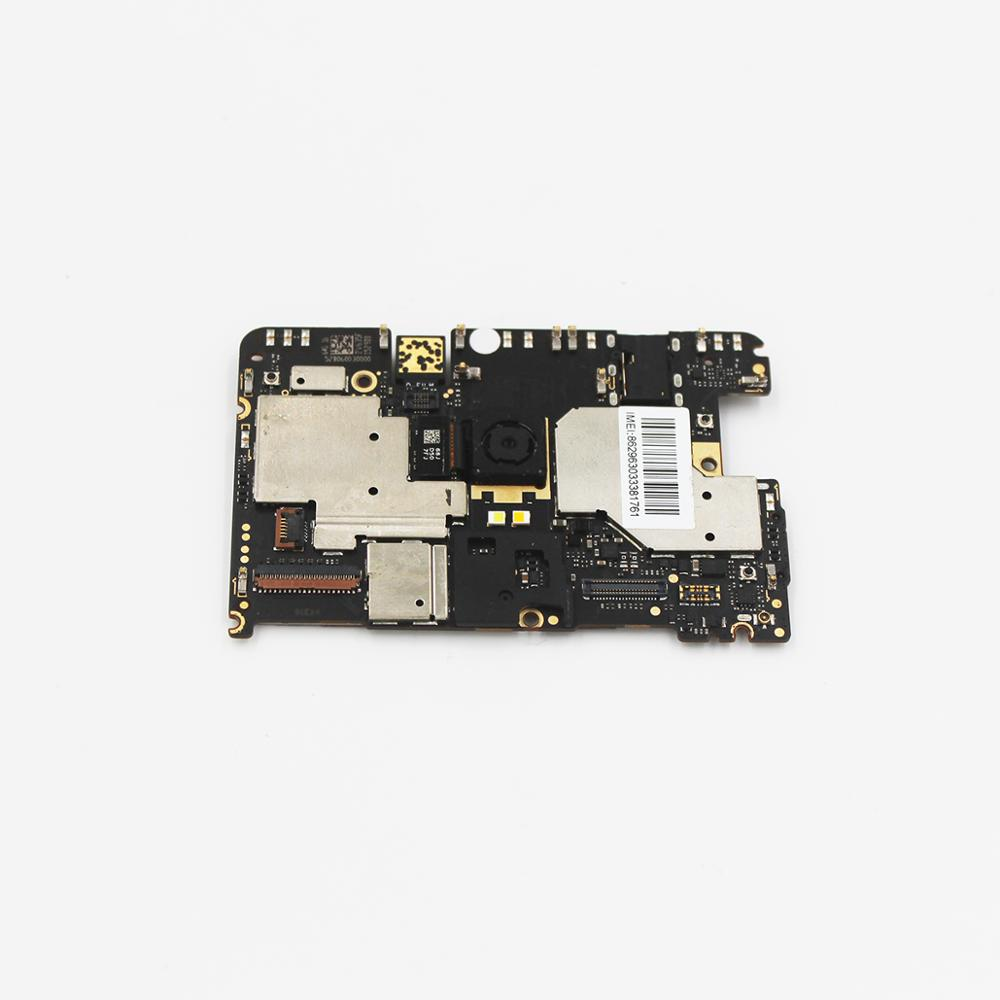 Tigenkey Global Firmware Mainboard Motherboard Unlocked Circuits For Xiaomi RedMi NOTE 4 Hongmi NOTE4 CPU MTK Helio X20 64GB