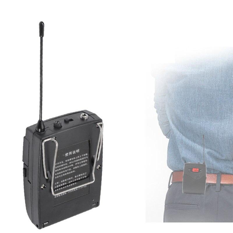 lapela de lapela de lapela microfones transmissor