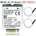 Lenovo ThinkPad EM7345 4G LTE мобильный широкополосный 4G карта WWAN EM7345 модуль 04X6019