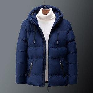 Winter Youth Korean-style Cotton Coat Me
