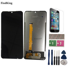 Mobile LCD Display Touch Screen For Doogee N20 Phone LCD Digitizer Sensor  Repair Assembly Tools
