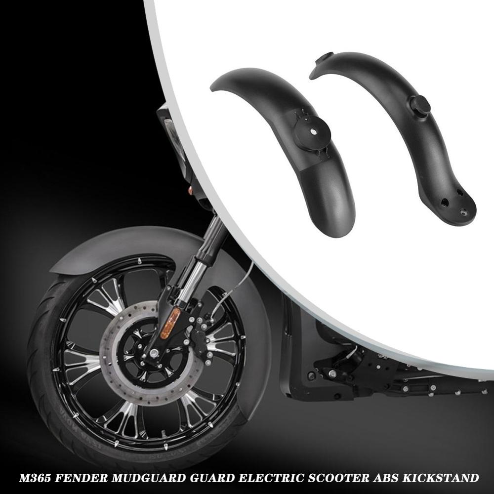 Rear Mudguard Fender Guard For Xiaomi Mijia M365 Electric Scooter Skateboard Scooters Mud Guard Front Fenders Accessory