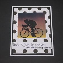 Высекальные штампы для велосипеда скрапбукинга