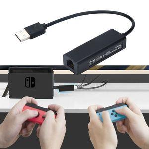 Image 2 - 100Mbps USB 3,0 Ethernet Netzwerk Karte Für Nintendo Schalter/Für Wii/Für WiiU Lan Anschluss Adapter