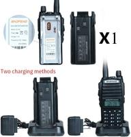 """מכשיר הקשר Baofeng UV-82 5 ווטס מכשיר הקשר Ham Dual-Band 136-174 / 400-520 MHz FM 2800mAh סוללה שני Waterproof רדיו דרך, מקמ""""ש (5)"""