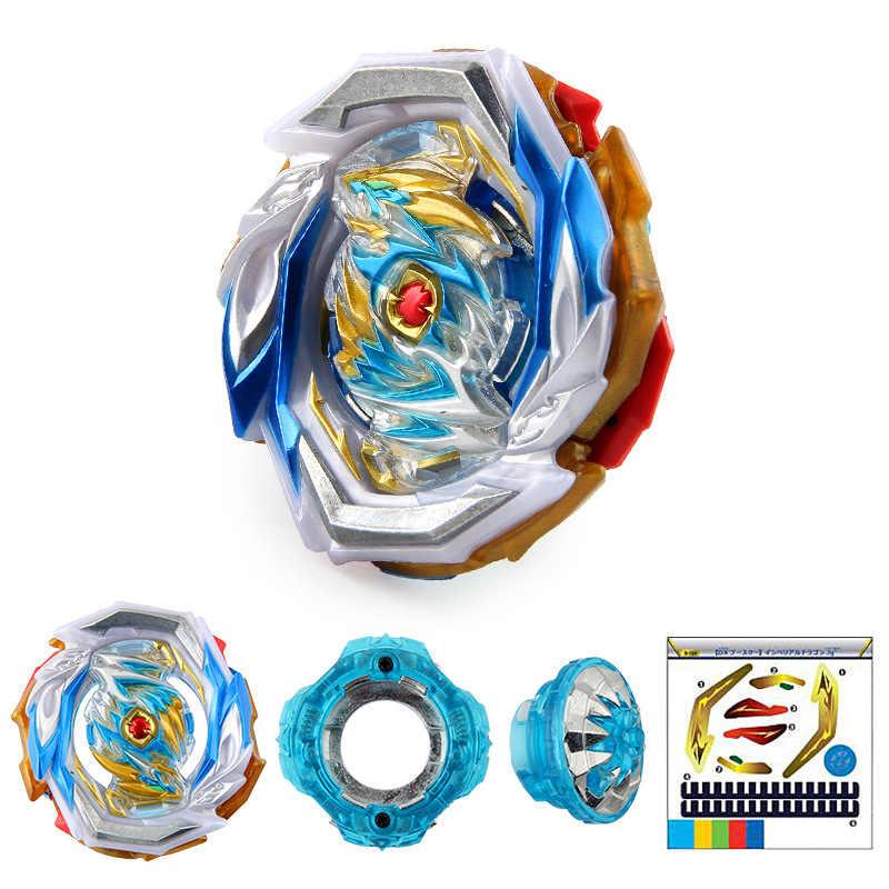 Todos los modelos Beyblade B159 B160 lanzadores Kai Watch Land juguetes GT Arena de Metal Dios Fafnir Bey Blade hojas de juguete