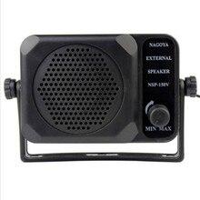 CB радио мини внешний динамик NSP-150v ветчины для ВЧ ОВЧ УВЧ hf трансивер Автомобильная рация, qyt kt8900 kt-8900