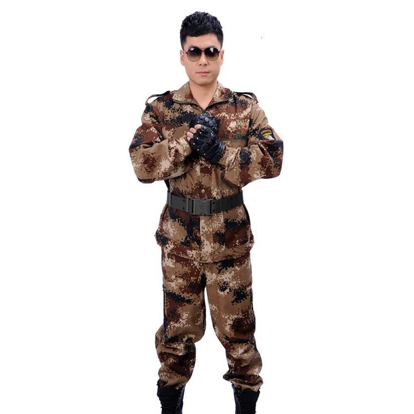 Acu jaqueta tático roupas militares forças especiais camuflagem disfarce selva & deserto uniforme trajes masculinos para roupas femininas