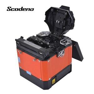 Волоконно-оптический Сплайсер машина волоконно-оптический Сращивание машина Сплайсер машина Ai-9 автоматическое Сращивание выравнивание я...