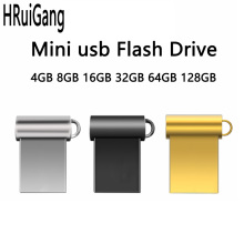 Metal Mini Drive 2.0 PenDrive 32GB 16GB 8GB 4GB High Speed Usb Flash Drive 128GB  usb Stick 64gb flash memory Usb Flash U Disk стоимость