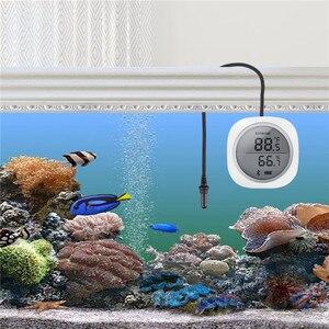 Image 3 - Inkbird IBS TH1 Plus Draadloze Bluetooth Thermometer & Hygrometer Met Aquarium Probe Voor Android & Ios Telefoon Gebruikt Voor Aquarium