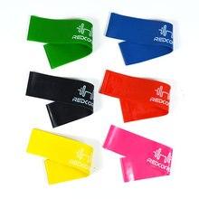 XC 6 уровневые Эспандеры для йоги, тренировки, пилатеса, резиновые петли 0,35 мм-1,3 мм, спортивные резинки для фитнеса, бодибилдинга