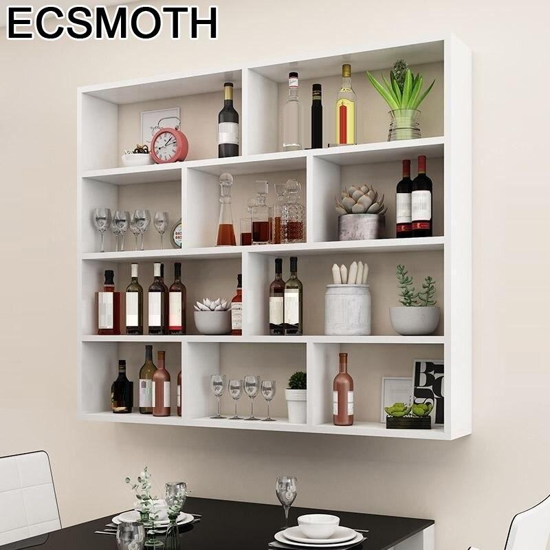 Mobilya Mobili Per La Casa Display Hotel Desk Table Sala Adega Vinho Meja Shelf Mueble Bar Commercial Furniture Wine Cabinet